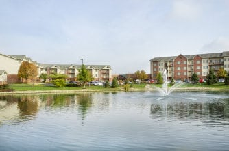 cedar lake village pond | Cedar Lake Village | 360kc
