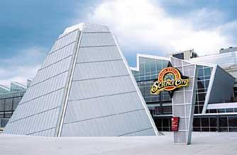   Science City at Union Station   360kc