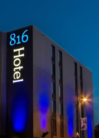   816 Hotel & Spa   360kc