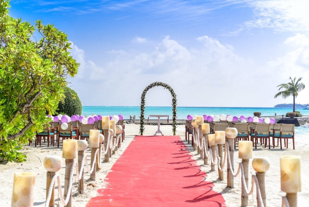 pexels asad photo maldives 169211 | Here's Why You Should Consider A Destination Wedding in 2022 | 360kc