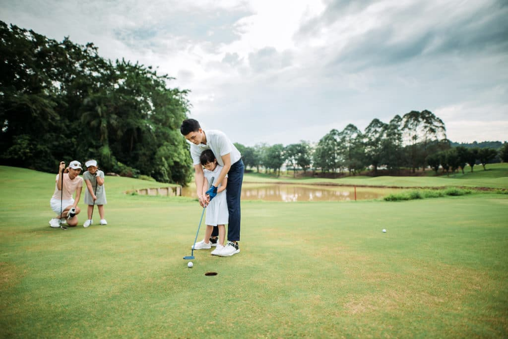 Golf is great for bringing the family together | What are some great, family-friendly, golf trips to take? | 360kc